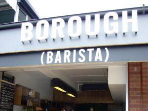 Borough Barista