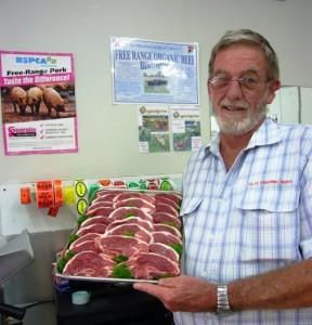 GJ's Organic Meats, Labrador