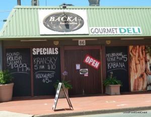 Backa Gourmet Foods