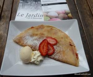 Le Jardin Café & Restaurant