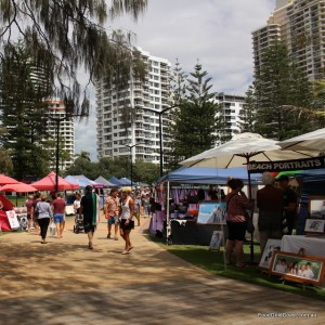 Art & Craft Markets – Broadbeach, Burleigh and Coolangatta