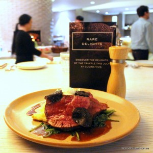 Rare Delights – A Month of Truffles at Cucina Vivo