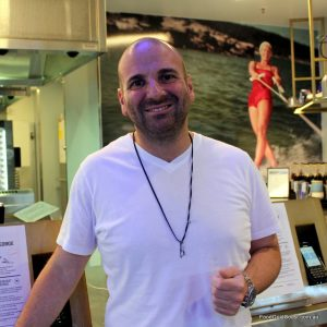 An interview with George Calombaris