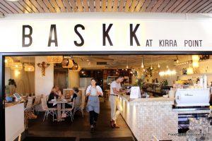Baskk at Kirra Point