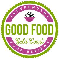 good food gold coast logo
