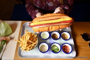 Crafty's Reimagined Hot Dog