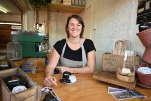 Kat Harvey, Cheesemaker