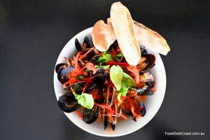 Arlo's Mussels