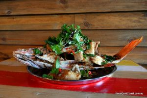 Sustainable Seafood? Eat local