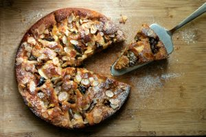 Cook and Feast's Fig, Almond & Honey Cake recipe
