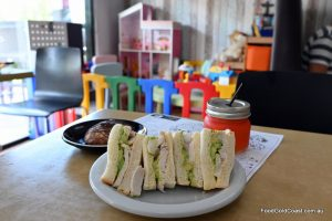Child friendly cafés