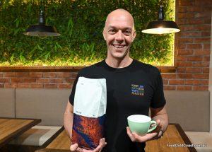 From Crocodile Skinner to Head of Coffee